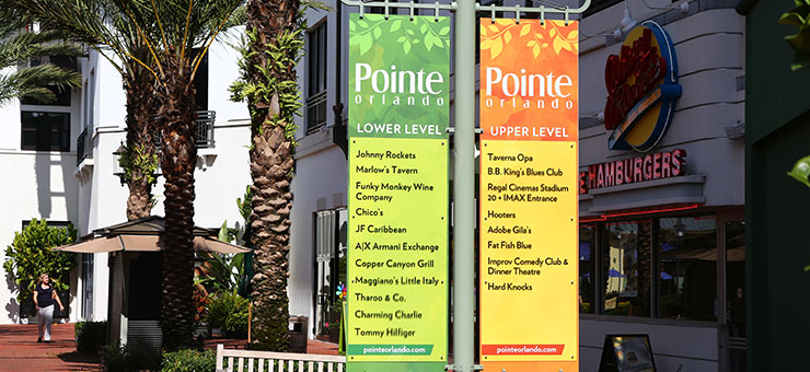 Image result for pointe orlando shops