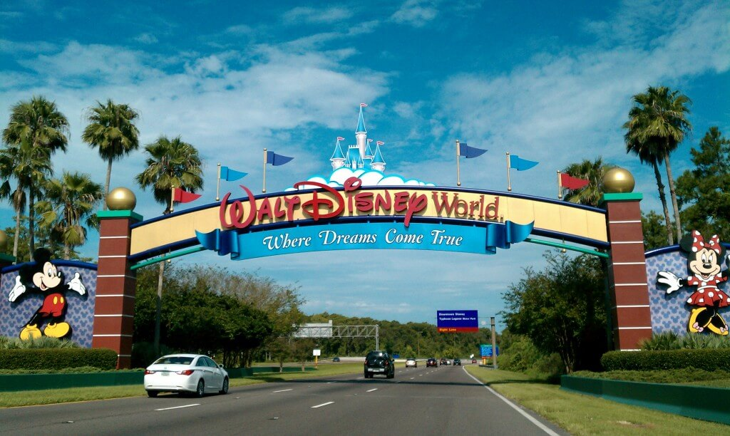 Orlando Attractions include Disney World