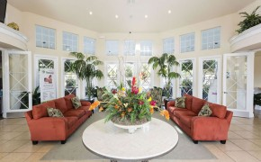 Windsor Palms Clubhouse Lounge