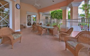 Windsor Palms Resort Clubhouse Terrace