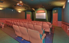 Windsor Palms Resort Clubhouse Movie Theatre