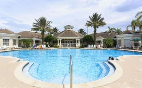 Windsor Palms Clubhouse and Pool