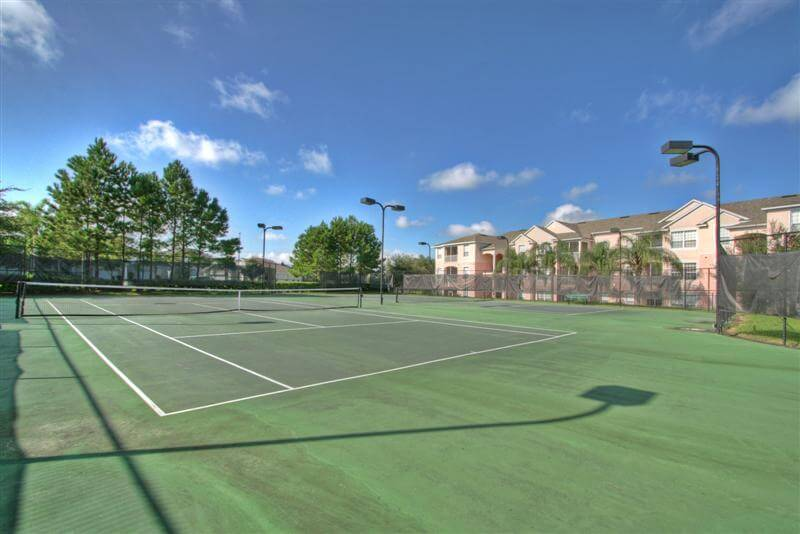 Windsor Palms Resort Tennis Court