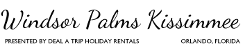 Windsor Palms Kissimmee
